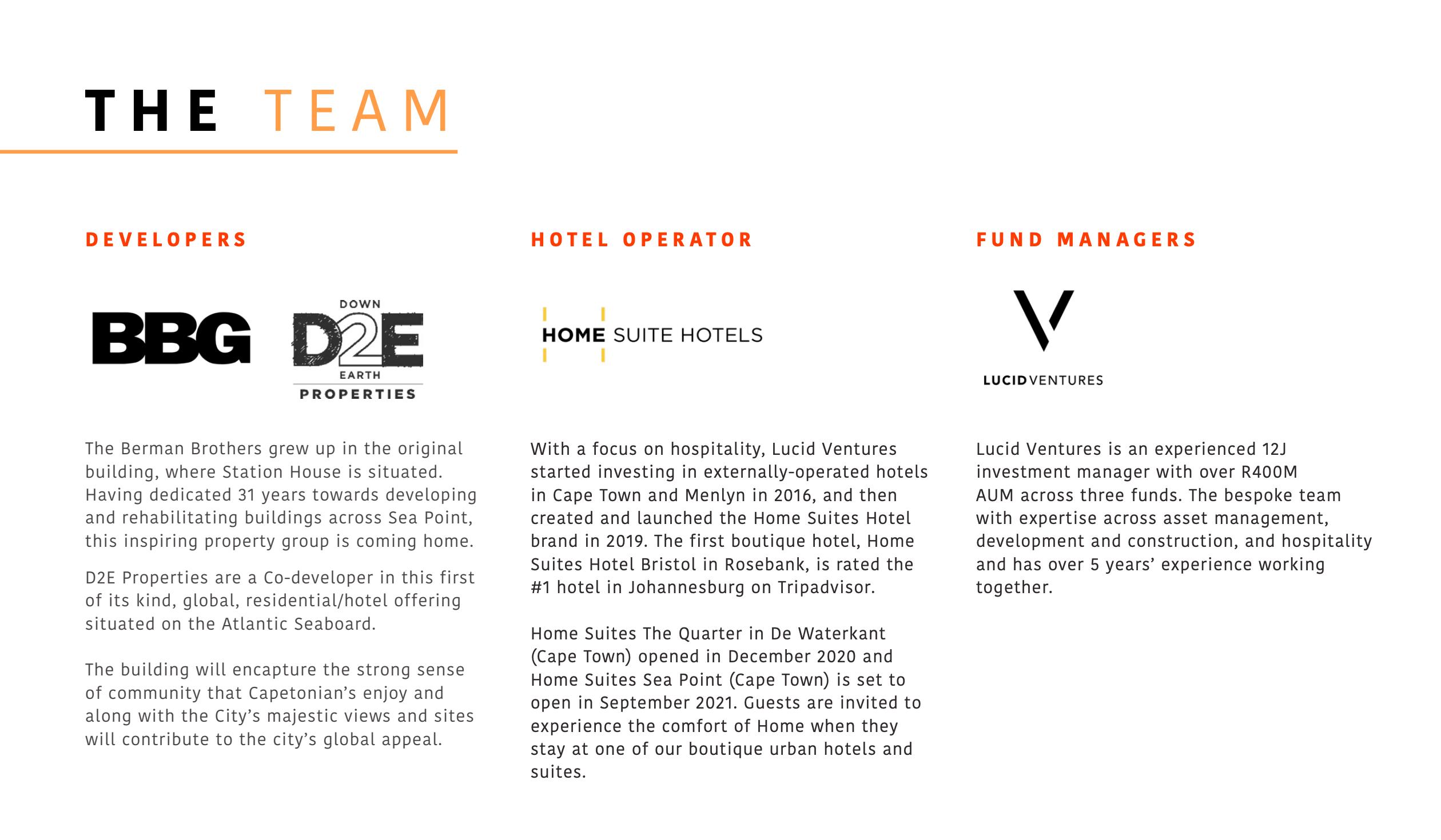 An image explaining the Lucid Ventures 12J Station House opportunity